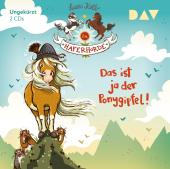 Die Haferhorde - Teil 13: Das ist ja der Ponygipfel!, 2 Audio-CDs