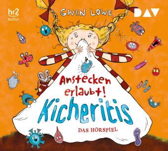 Kicheritis - Anstecken erlaubt!, 1 Audio-CD