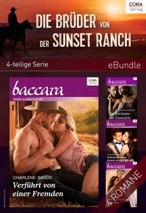 Die Brüder von der Sunset Ranch (4-teilige Serie)
