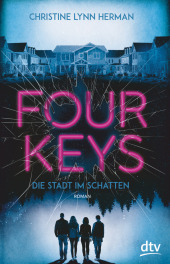 Four Keys - Die Stadt im Schatten Cover