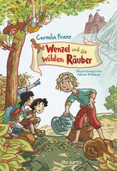 Wenzel und die wilden Räuber Cover