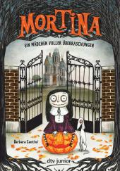 Mortina - Ein Mädchen voller Überraschungen Cover