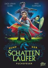 Bund der Schattenläufer - Fuchsfeuer Cover