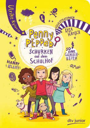 Penny Pepper - Schurken auf dem Schulhof
