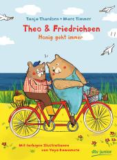 Theo & Friedrichsen - Honig geht immer Cover