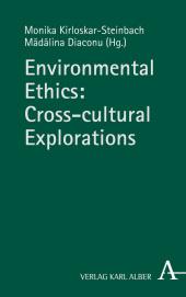 Environmental Ethics: Cross-cultural Explorations