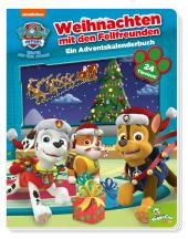 PAW Patrol: Weihnachten mit den Fellfreunden - Ein Adventskalenderbuch