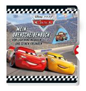 Disney Pixar Cars: Mein Drehscheibenbuch von Lightning McQueen und seinen Freunden
