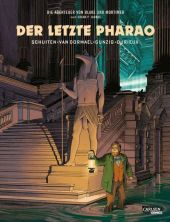 Blake und Mortimer Spezial - Der letzte Pharao Cover
