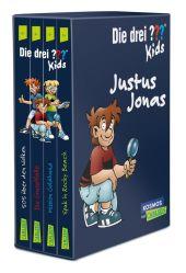 Die drei ??? Kids - Justus Jonas, 4 Bde. Cover