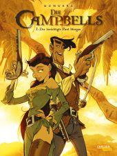 Die Campbells, Der fürchterliche Pirat Morgan