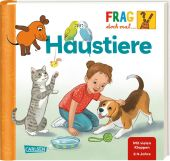Frag doch mal ... die Maus!: Haustiere Cover
