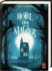 Hotel der Magier Cover