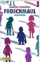 Froschmaul - Geschichten Cover