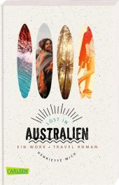 Lost in Australien Cover