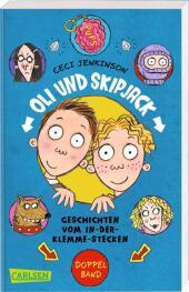 Oli und Skipjack - Geschichten vom In-der-Klemme-Stecken: Oli und Skipjack Doppelband