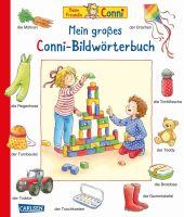 Conni-Bilderbücher: Mein großes Conni-Bildwörterbuch Cover