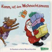 Komm, hilf dem Weihnachtsmann Cover
