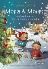 Moppi und Möhre - Weihnachten im Meerschweinchenhotel