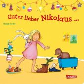 Lieber guter Nikolaus ... Cover