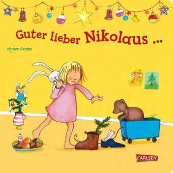 Lieber guter Nikolaus ...