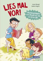 Lies mal vor! Cover
