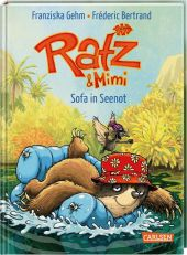 Ratz & Mimi - Sofa in Seenot Cover
