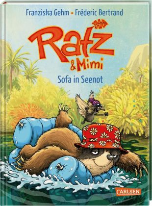 Ratz & Mimi - Sofa in Seenot