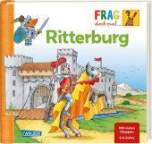 Frag doch mal ... die Maus!: Ritterburg Cover