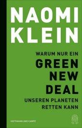 Warum nur ein Green New Deal unseren Planeten retten kann Cover