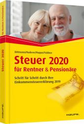 Steuer 2020 für Rentner und Pensionäre Cover