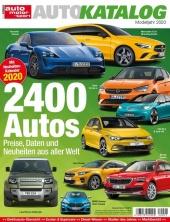 Auto-Katalog 2020 Cover