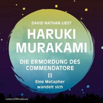 Die Ermordung des Commendatore, 11 Audio-CD