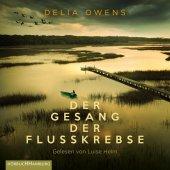 Der Gesang der Flusskrebse, 2 MP3-CD Cover