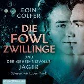 Die Fowl-Zwillinge und der geheimnisvolle Jäger, 2 MP3-CD Cover