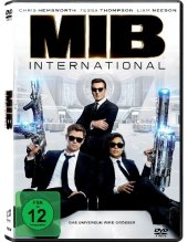 Men in Black: International, 1 DVD Cover