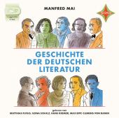 Geschichte der deutschen Literatur, 1 MP3-CD
