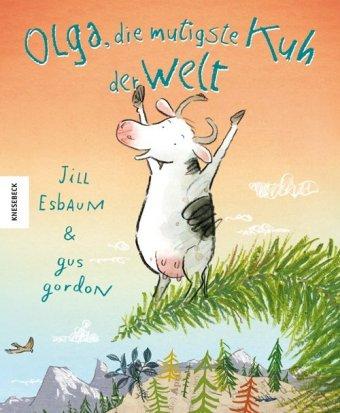Olga, die mutigste Kuh der Welt