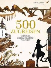 500 Zugreisen Cover