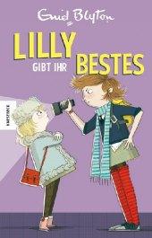 Lilly gibt ihr Bestes