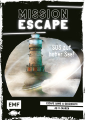 Mission: Exit - SOS auf hoher See! Cover