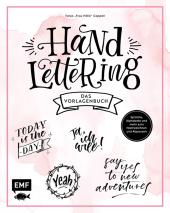 Handlettering - Das Vorlagenbuch Cover