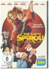 Der kleine Spirou, 1 DVD Cover