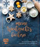 Meine Weihnachtsbäckerei Cover