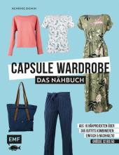 Capsule Wardrobe - Das Nähbuch Cover