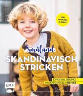 Småland - Skandinavisch stricken für Babys und Kinder Cover