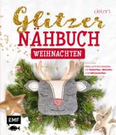 Das Glitzer-Nähbuch - Weihnachten Cover