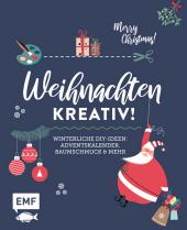 Weihnachten kreativ! Cover