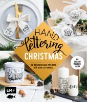 Handlettering - Christmas Cover