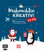 Weihnachten kreativ! - für Kids Cover